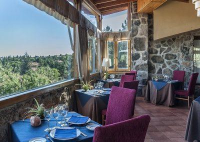 Hotel Blue Sense-Mataelpino-Central de Reservas Sierra de Guadarrama