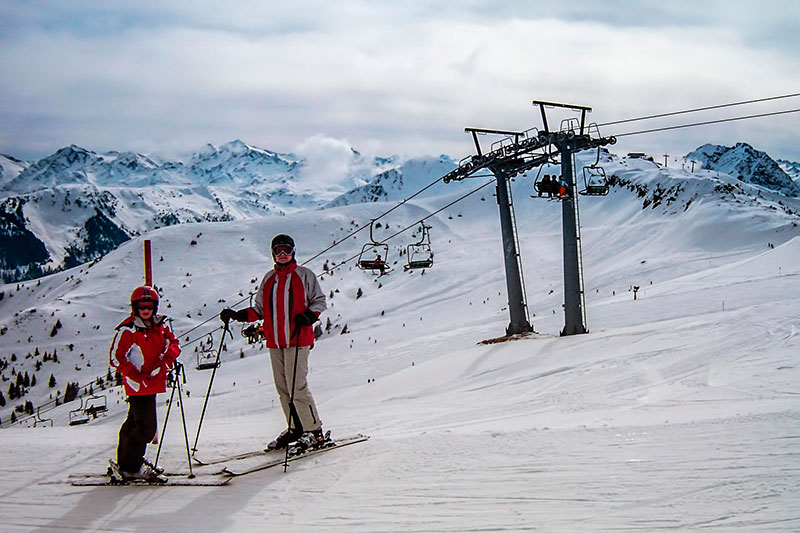 Esqui-de-fondo