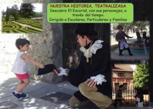 El Escorial Teatralizado @ El Escorial   El Escorial   Comunidad de Madrid   España