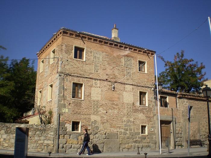 monasterio en el escorial