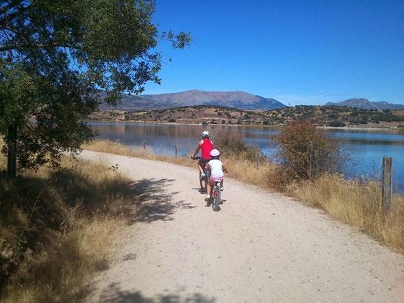 lacañada en bici