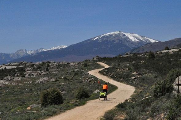 Alquiler bicicletas Sierra del Guadarrama