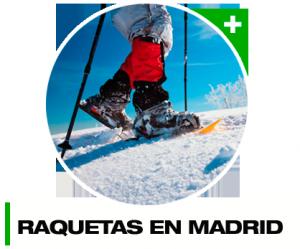 Raquetas de Nieve en Madrid ¡Especial Semana Santa! @ PUERTO DE NAVACERRADA