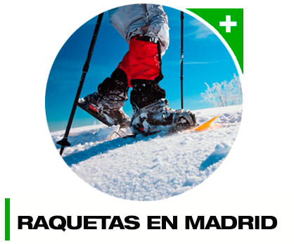 Raquetas de Nieve en Madrid ¡Especial Semana Santa!