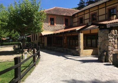 Casa Rural La Posada-Cercedilla-Central de Reservas Sierra del Guadarrama