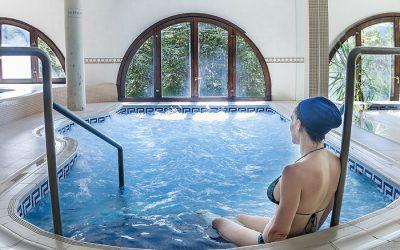 Hotel Balneario Blue Sense Sierra. Escápate al relax a 40 km de Madrid.