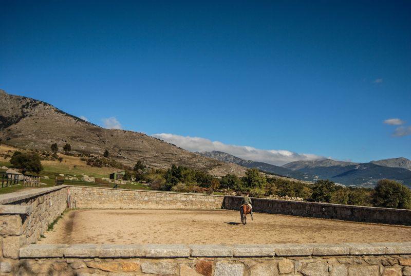 paseos y rutas a caballo por Los Molinos