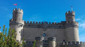 Castillo de Los Mendoza de Manzanares El Real