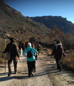 Ruta teatralizada a la Cueva del Maqui Sierra de Guadarrama