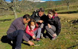 Curso de Rastros y Huellas | Sierra de Guadarrama
