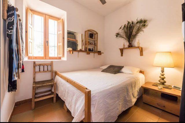 Antigua-Casona-Alojamiento Sierra de Madrid