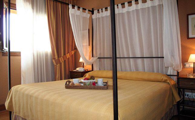 Hotel Spa Hacienda Los Robles Sierra de Guadarrama