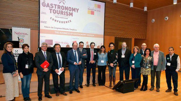 Central de Reservas Sierra del Guadarrama presenta sus propuestas turísticas en el marco del I Congreso Internacional de turismo gastronómico de Navarra