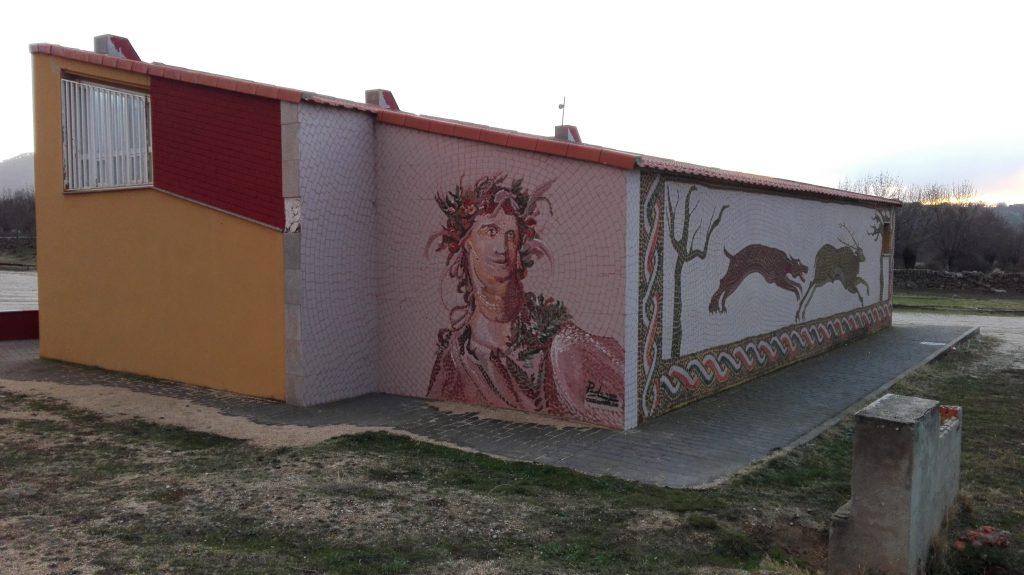Yacimiento Romano en Madrid Collado mediano Sierra Guadarrama