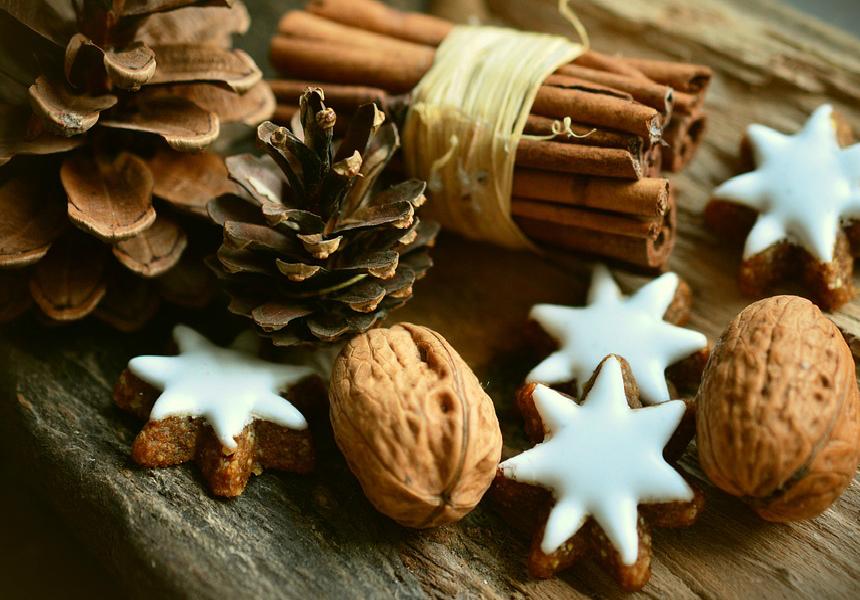 Adornos Navidad Sierra Madrid