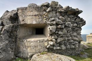 ¿Conoces el frente de Guadarrama? Uno de los mejor conservados de toda la guerra civil