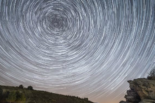 Fotografia Nocturna Sierra Madrid
