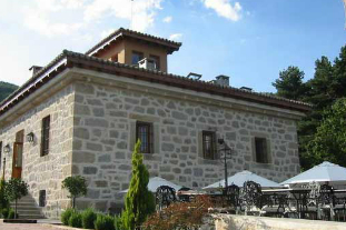 Gastronomia Sierra Madrid