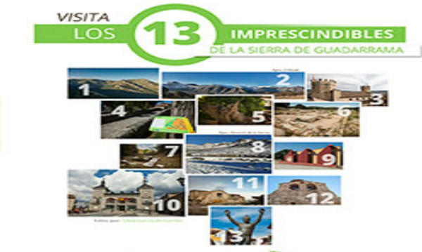 Imprescindibles sierra Madrid