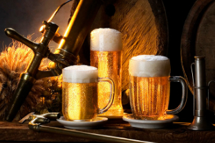 Cerveza en la Sierra Madrid