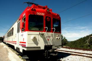 Tren Sierra Madrid