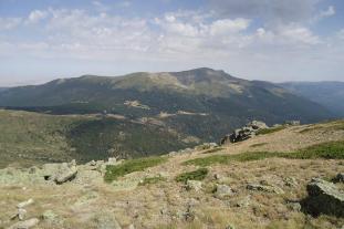Senderismo en la Sierra de Guadarrama