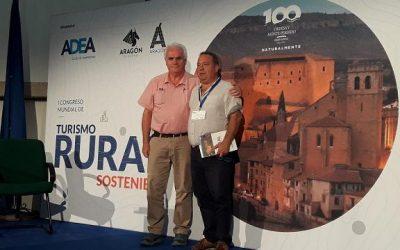 Central de Reservas Sierra del Guadarrama en el I Congreso Mundial de Turismo rural sostenible