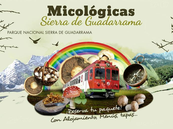Jornadas Micologicas de Soto del Real Sierra de Guadarrama