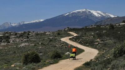 alquilar bicicletas Madrid