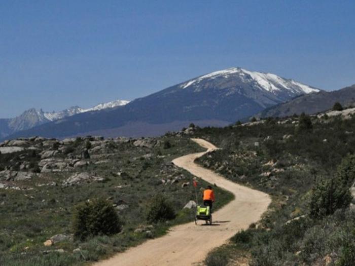 Alquiler de Bicicletas por la Cañada