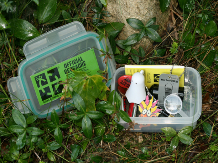 Mini Curso Geocaching Sierra Madrid