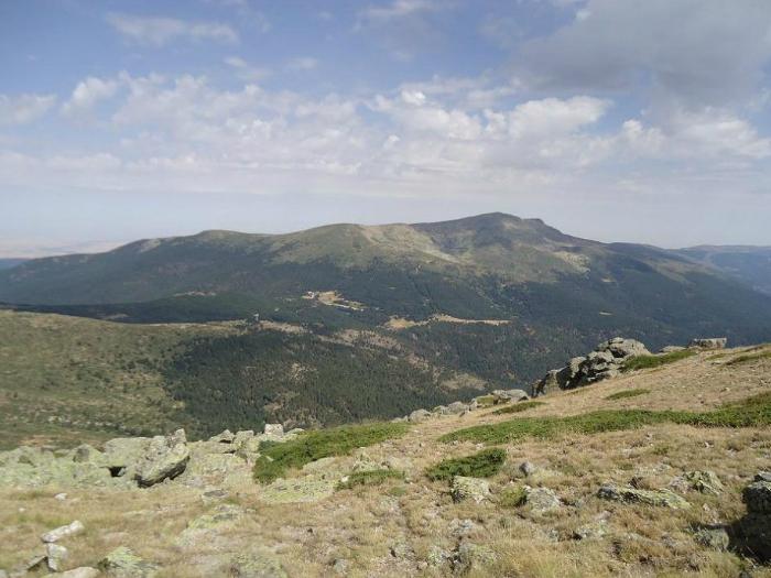 Peñalara-desde-Cabazas-Sierra-de-Guadarrama