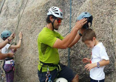 Piraguas-y-Bautismo-de-escalada-en-Madrid