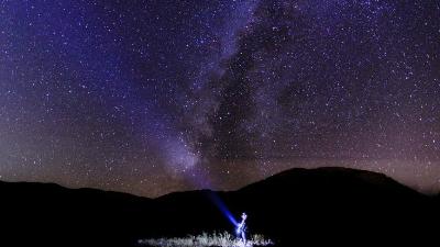 Senda-Nocturna-por-las-estrellas-y-la-granja-biodinamica Sierra de Madrid