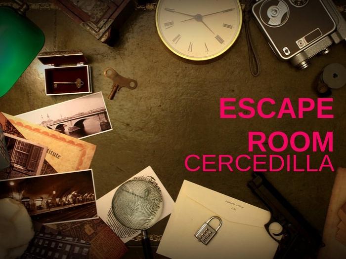 Escape Room Portátil en Cercedilla