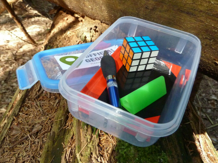Mini Curso de Geocaching