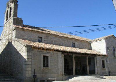 Iglesia-De-la-Purísima-Concepción-Los-Molinos en la sierra