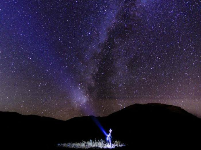 Senda Nocturna por las Estrellas y la Granja Biodinámica