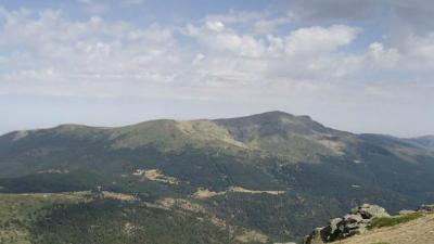senderismo sierra de Madrid