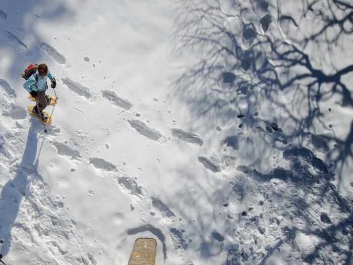 raquetas nieve niños
