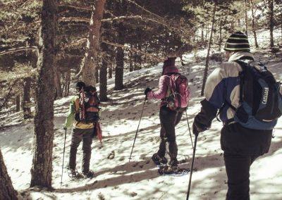 actividades para niños en la nieve