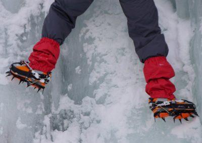 actividades invernales en la sierra