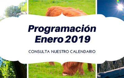 82 Actividades programadas en Enero en la Sierra del Guadarrama