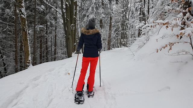 Raquetas de nieve Madrid - Central de Reservas Sierra del Guadarrama