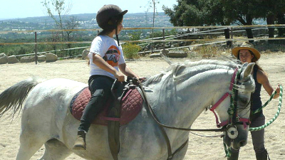 equitacion madrid