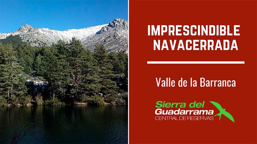 Imprescindible Navacerrada valle de la Barranca