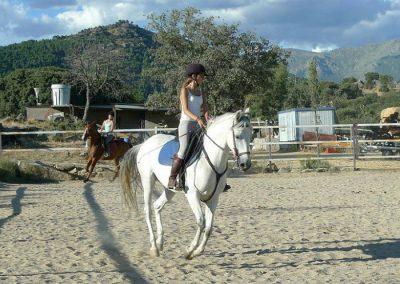 equitacion en Madrid