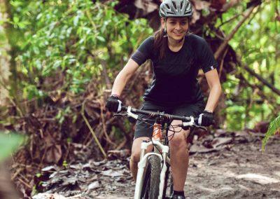 montar en bici en madrid