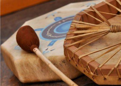 naturaleza y percusión en madrid