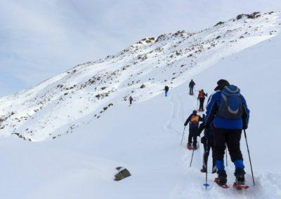 actividades de nieve en navafria